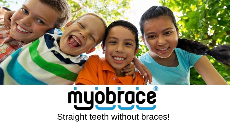 Myobrace for Kids - Straight Teeth Without Braces!