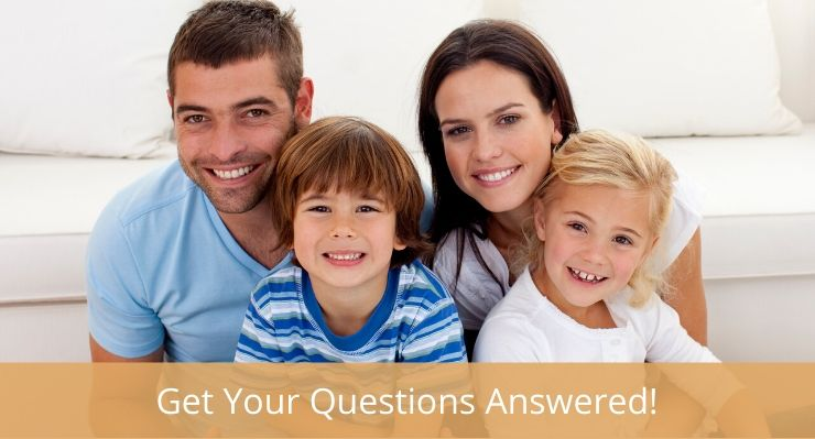 Get your questions answered by our family dentist in Langley.